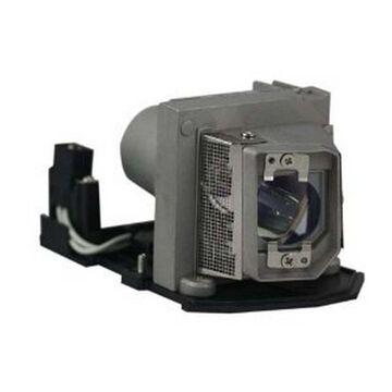 Optoma DW326e Projector Housing with Genuine Original OEM Bulb