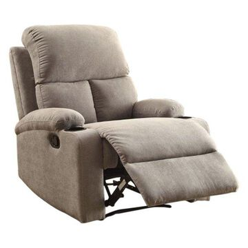 Bowery Hill Recliner in Gray
