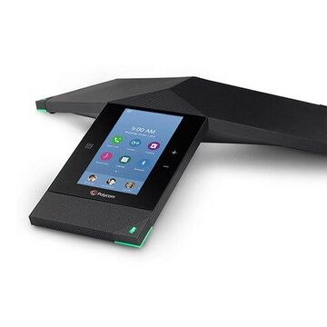 Microsoft Skype for Business/O365/Lync Edition RealPresence Trio 8800 IP Conf Phone with Polycom UCS SfB Lic Built-In Wi-Fi Bluetooth & NFC. 802.af/at PoE Ships Without Power Supply (Includes 7.6m/25ft Ethernet Cable 1.8m/6f
