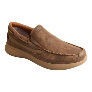 Twisted X Boots Men's MRV0001 EVA12R Moccasin