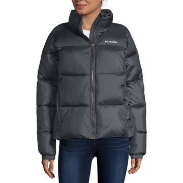 Columbia Puffect Puffer Water Resistant Heavyweight Ski Jacket