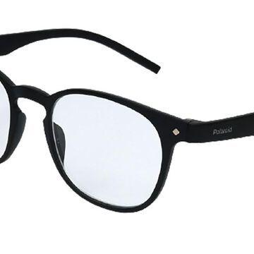 Polaroid PLD 0018/R/CH 003 Men's Glasses Black Size 49 - Free Lenses - HSA/FSA Insurance - Blue Light Block Available