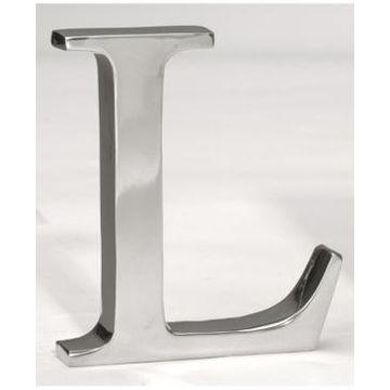"""St. Croix Kindwer 6"""" Aluminum Letter L"""