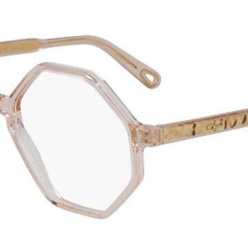 Chloe CE 2739 749 Womenas Glasses Pink Size 54 - Free Lenses - HSA/FSA Insurance - Blue Light Block Available