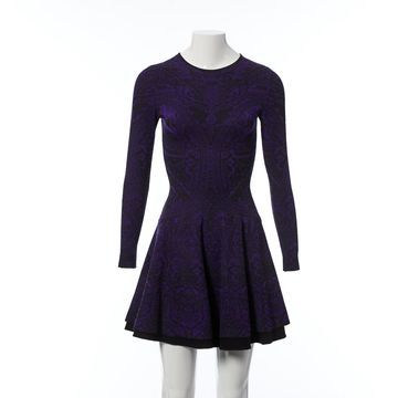 Alexander Mcqueen Purple Other Dresses