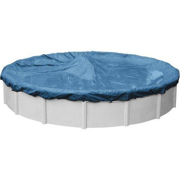 Robelle 10-Year Super Round Winter Pool Cover, 28 ft. Pool
