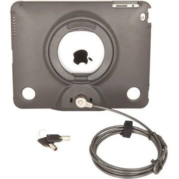 Urban Factory Anti-theft Shell with Cable for iPad