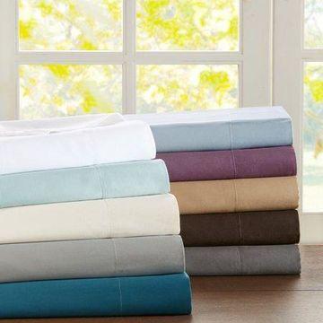 Comfort Classics 300 Thread Count Liquid Cotton Sheet Set