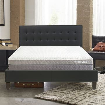 Broyhill Cube 10-inch King-size Adjustable Contouring Air Flow Memory Foam Mattress