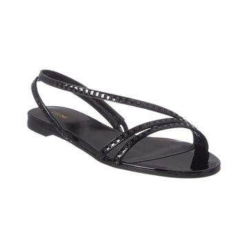 Celine Patent Sandal