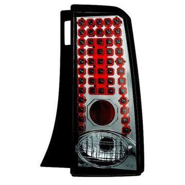 IPCW 03-07 Scion xB Tail Lamps LED Platinum Smoke LEDT-2034CS Pair