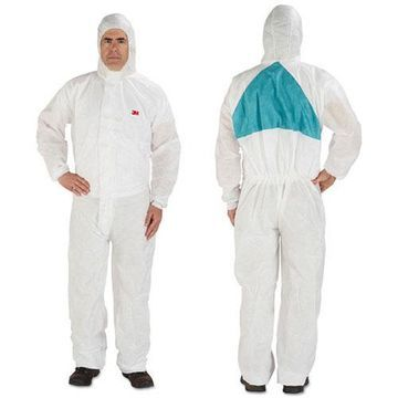 3M Disposable Protective Coveralls