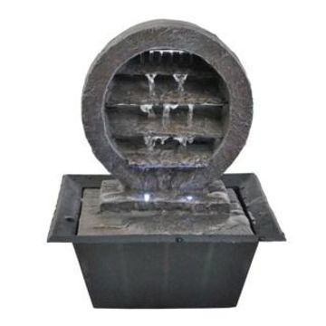 Circle Water Fountain By Ashland