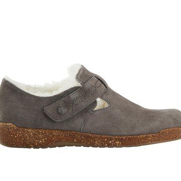 Earth Origins Aurora Jade Women's Shoe (Gray - Size 6.5 - Suede)