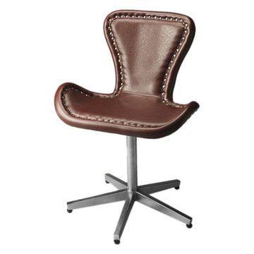 Offex Modern Aviator Accent Chair