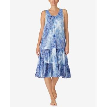 Women's Tiered Midi Gown