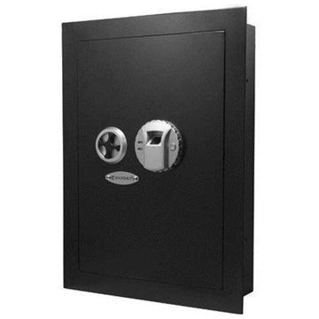 Barska Fingerprint Biometric Wall Safe SKU: AX12038
