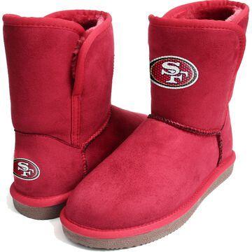 Women's San Francisco 49ers Cuce Touchdown Boots
