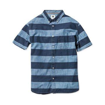 Element Mens Harris SS Button Up Shirt
