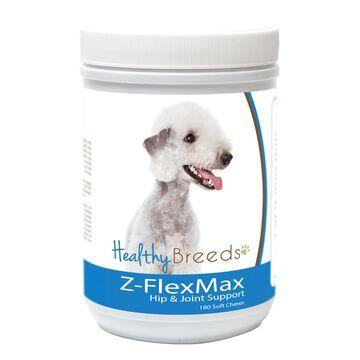 840235188087 Bedlington Terrier Z-Flex Max Dog Hip & Joint Support