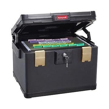 Honeywell Legal Size Waterproof 1-Hour Fire File Chest, 1.06 cu. ft. (1108ST)