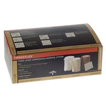 Medline Threeflex Bandage System 3 layer