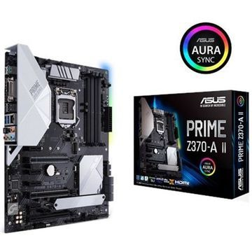 ASUS Prime Motherboard - PRIME Z370-A II