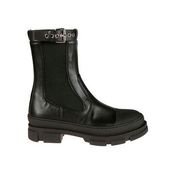 Philosophy di Lorenzo Serafini Elastic Sided Buckled Boots