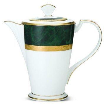 Noritake Fitzgerald Coffee Pot