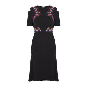 ROLAND MOURET Midi dress