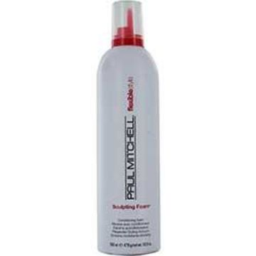 Paul Mitchell By Paul Mitchell Sculpting Foam Style Medium Hold 16.9 Oz For Unisex (Package Of 6)