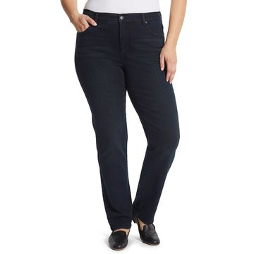 Plus Size Gloria Vanderbilt Amanda Classic Jeans