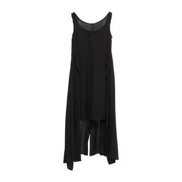 YOHJI YAMAMOTO 3/4 length dress