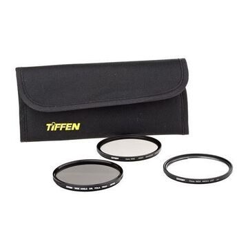 Tiffen 77WIDEFKit 77mm Wide Angle Filter Kit