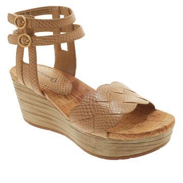 Baretraps Melyssa Woven Wedge Sandal