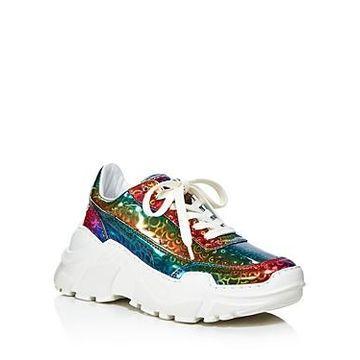 Joshua Sanders Women's Zenith High-Top Platform Sneakers