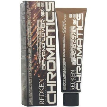 Redken Chromatics Beyond Cover Hair Color 5Nw (5.03) - Natural Warm, 2 Oz