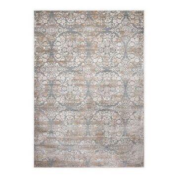 Safavieh Isabella 3' x 5' Area Rug in Silver