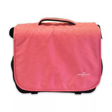 Obersee Madrid Convertible Diaper Bag in Pink