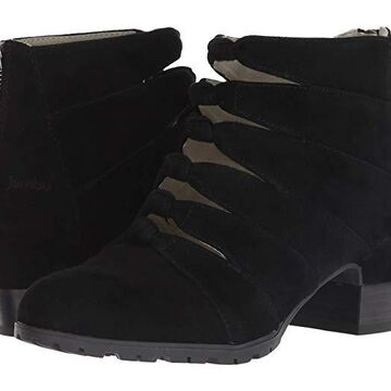 Jambu Samantha (Black) Women's Shoes