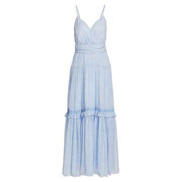 Jonathan Simkhai Gia Printed Silk Chiffon Dress