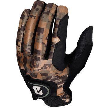 Bridgestone EZ Fit Camouflage Golf Gloves (3-Pack)