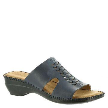 Auditions Rhonda Women's Navy Sandal 10 N