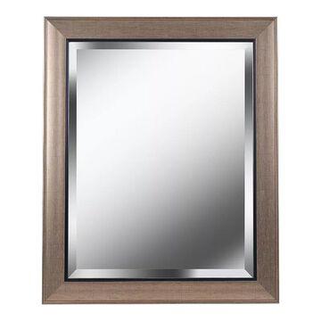Kenroy Home Ellory Wall Mirror, Beig/Green, 30X24