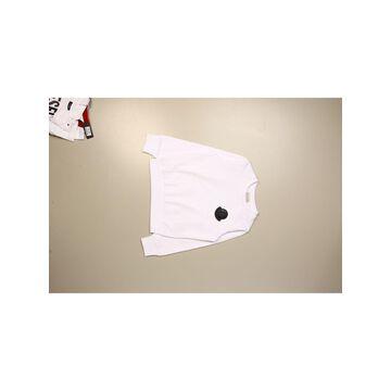 Moncler Crewneck Sweatshirt In Cotton