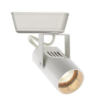 WAC Lighting 120V HT-007 1-Light LED Track Head in White