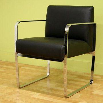 Baxton Studio Meg Accent Chair