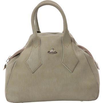 Vivienne Westwood Grey Leather Handbags