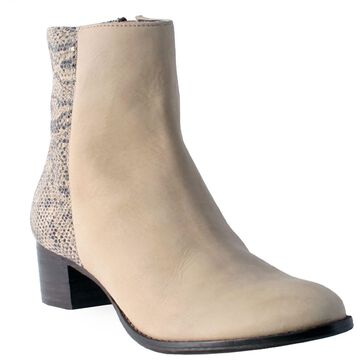 Nomad Leather Boots - Jackie