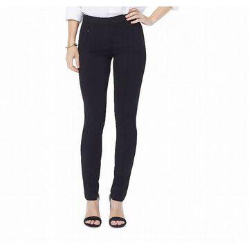 NYDJ Deep Womens Ponte Knit Skinny Casual Pants